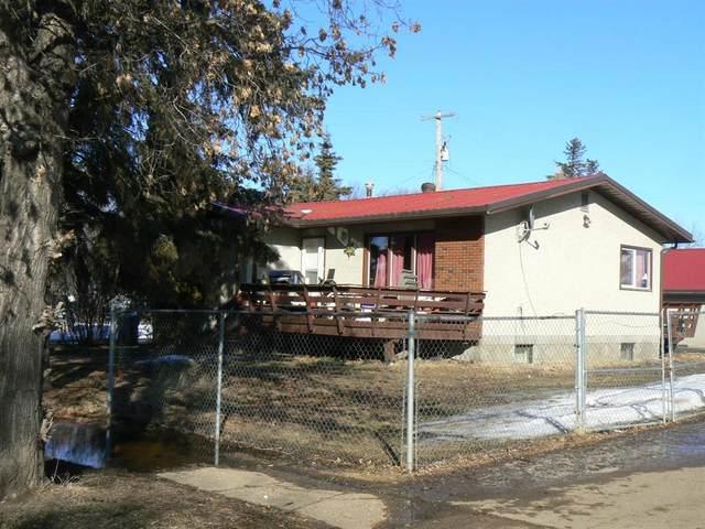 5415 47 Street, High Prairie, AB T0G 1E0 (#A1085642) :: Team Shillington   eXp Realty