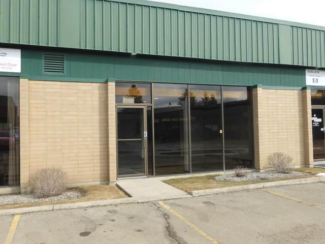 5550 45 Street #10, Red Deer, AB T4N 1L1 (#A1085655) :: Calgary Homefinders