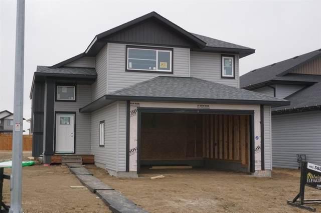 29 Aztec Street, Blackfalds, AB T4N 0M7 (#A1085804) :: Calgary Homefinders