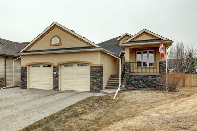 606 Greene Close, Drumheller, AB T0J 2E0 (#A1085850) :: Calgary Homefinders