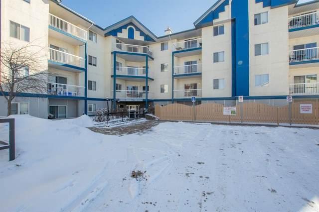 10405 99 Avenue #404, Grande Prairie, AB T8V 6Z3 (#A1085887) :: Calgary Homefinders