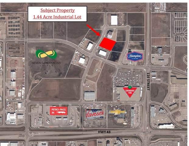 10501 118 Street, Grande Prairie, AB T8V 8B5 (#A1086036) :: Team Shillington | eXp Realty