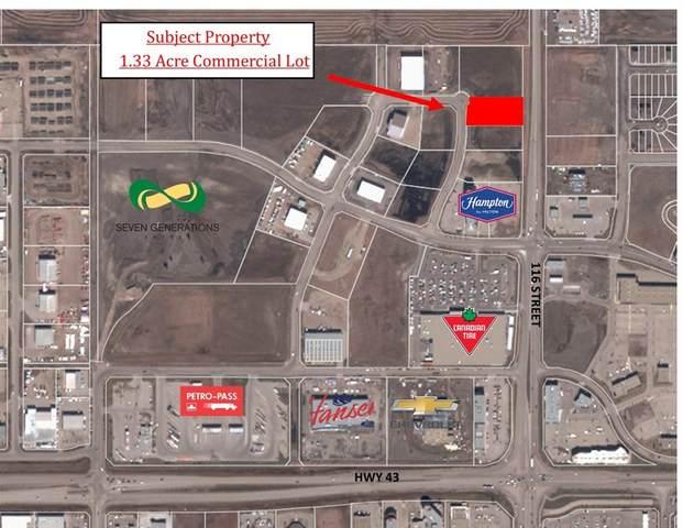 10505 117 Street, Grande Prairie, AB T8V 8B5 (#A1086052) :: Team Shillington | eXp Realty