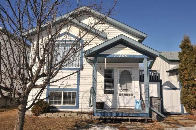 12506 97A Street, Grande Prairie, AB T8V 7H4 (#A1086121) :: Western Elite Real Estate Group