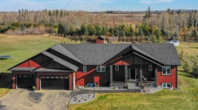431003 Range Road 260 #13, Rural Ponoka County, AB T4J 1R2 (#A1086318) :: Calgary Homefinders
