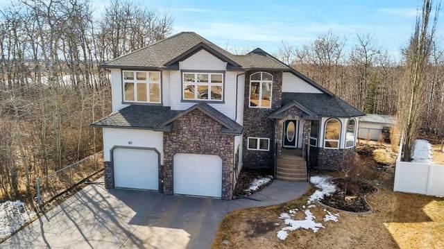 60 Aspen Heights Way, Innisfail, AB T4G 1Y6 (#A1086342) :: Calgary Homefinders