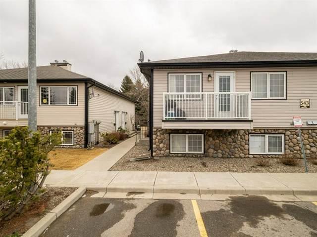 543 9 Avenue N #2, Lethbridge, AB T1H 6S9 (#A1086426) :: Calgary Homefinders
