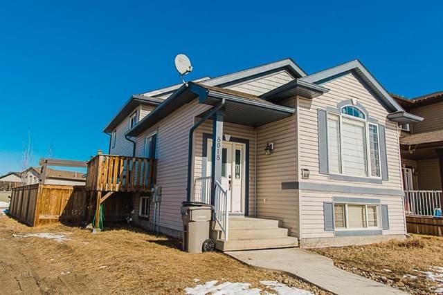 8618 102A Avenue, Grande Prairie, AB T8X 0B5 (#A1086545) :: Calgary Homefinders