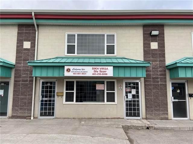 4656 Westwinds Drive NE #208, Calgary, AB T3J 3Z5 (#A1086559) :: Calgary Homefinders