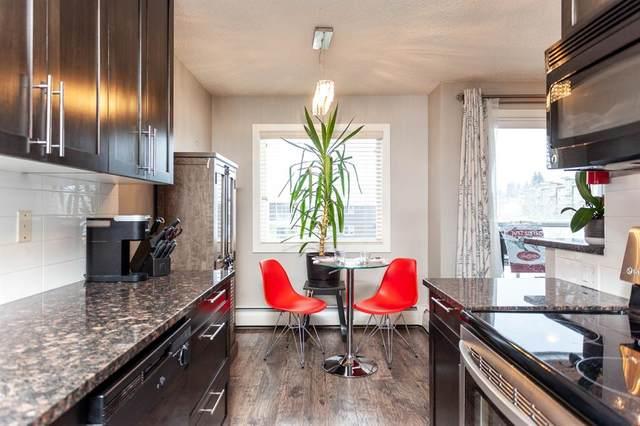 4455A Greenview Drive NE #409, Calgary, AB T2E 6M1 (#A1086565) :: Redline Real Estate Group Inc