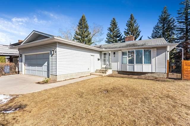 2 Varwood Place NW, Calgary, AB T3A 0C1 (#A1086592) :: Dream Homes Calgary