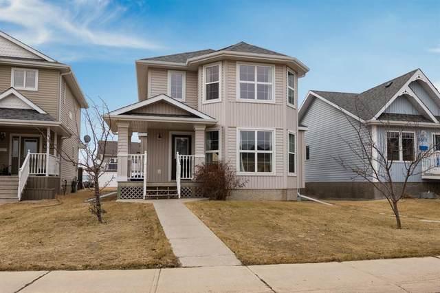 6809 39 Avenue Close, Camrose, AB T4V 5A8 (#A1086730) :: Calgary Homefinders