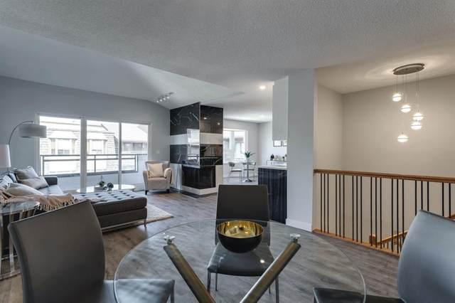 3719B 49 Street NW #405, Calgary, AB T2A 2E3 (#A1086849) :: Dream Homes Calgary