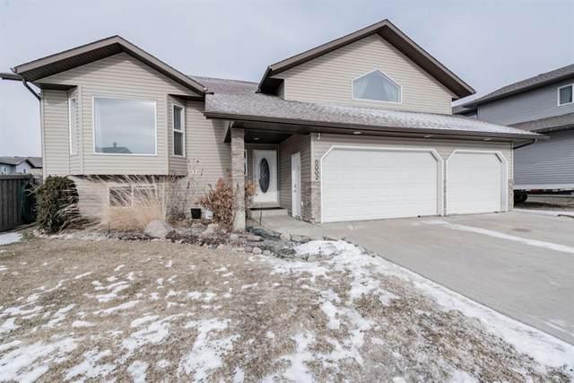 6002 O'brien Crescent, Grande Prairie, AB T8W 0H4 (#A1086940) :: Team Shillington | eXp Realty