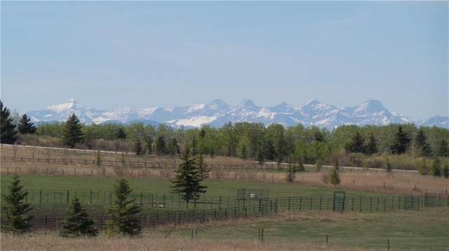 215 Partridge Bay, Rural Rocky View County, AB T3Z 2B9 (#A1087018) :: Calgary Homefinders