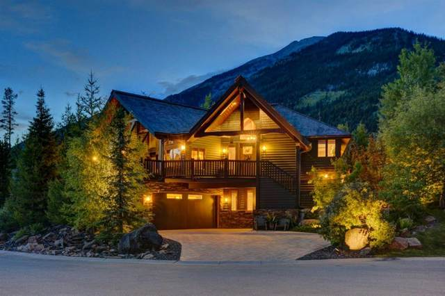 638 Silvertip Road SW, Canmore, AB T1W 3K8 (#A1087020) :: Canmore & Banff