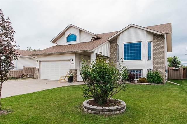 11106 90 Street, Grande Prairie, AB T8X 1K4 (#A1087079) :: Team Shillington | eXp Realty