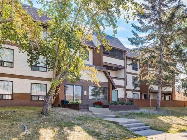 1712 38 Street SE #302, Calgary, AB T2A 1H1 (#A1087087) :: Redline Real Estate Group Inc