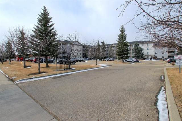 60 Lawford Avenue #411, Red Deer, AB T4R 3E9 (#A1087181) :: Greater Calgary Real Estate
