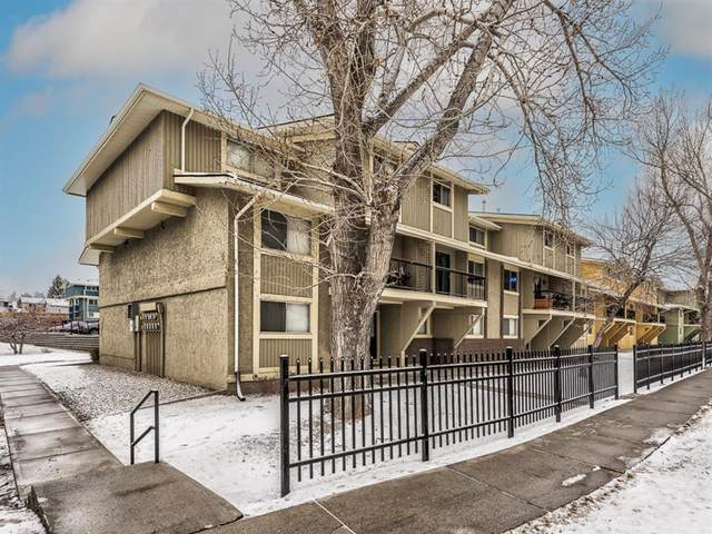 2200 Woodview Drive SW #910, Calgary, AB T2W 3N6 (#A1087243) :: Redline Real Estate Group Inc