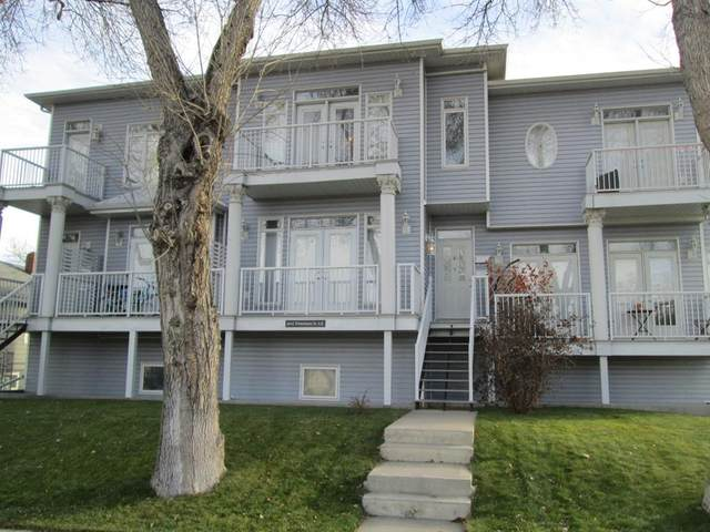 902 Dominion Street SE #5, Medicine Hat, AB T1A 0Z8 (#A1087288) :: Redline Real Estate Group Inc