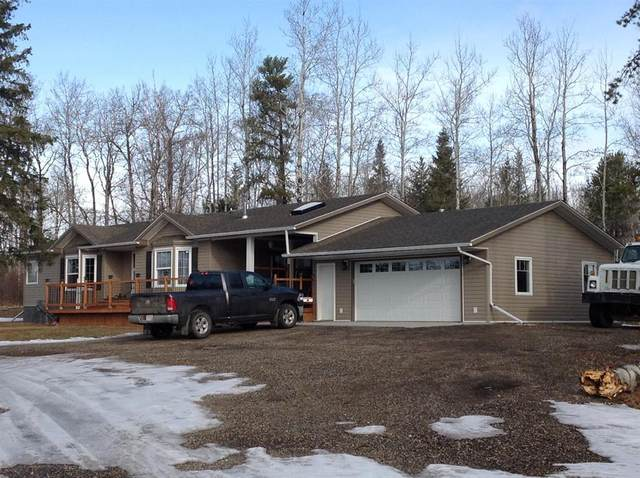 LOT 2 594037 Range Road 123B, Rural Woodlands County, AB T7S 1N9 (#A1087323) :: Redline Real Estate Group Inc