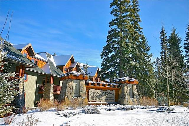 170 Crossbow Place #203, Canmore, AB T1W 3H4 (#A1087436) :: Canmore & Banff