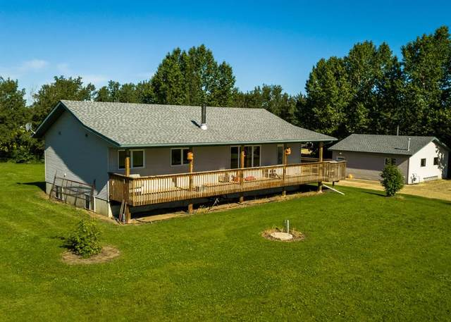 2439 Township Road 390, Rural Red Deer County, AB T4S 1X6 (#A1087648) :: Redline Real Estate Group Inc