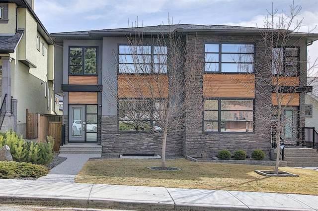 2426 26 Street SW, Calgary, AB T3E 2A7 (#A1087712) :: Redline Real Estate Group Inc