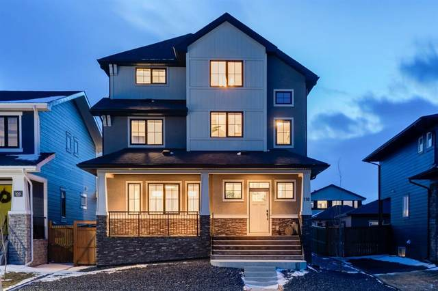 110 Brome Bend, Rural Rocky View County, AB T3Z 0C7 (#A1087729) :: Calgary Homefinders