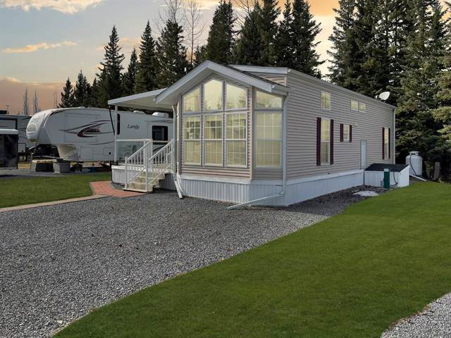 170 32351 Range Road 55 Road, Rural Mountain View County, AB T0M 1X0 (#A1087837) :: Calgary Homefinders