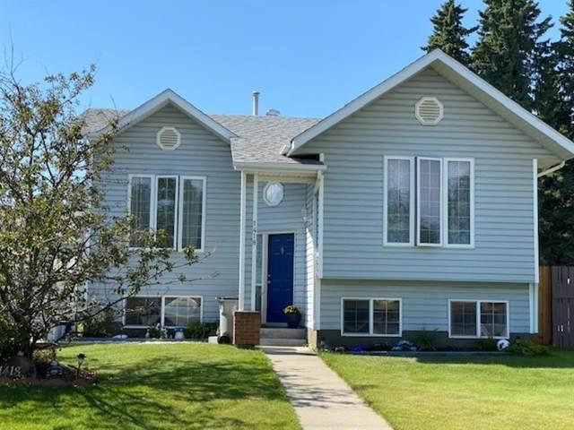 1418 Edson Drive, Edson, AB T7E 1H6 (#A1087897) :: Calgary Homefinders