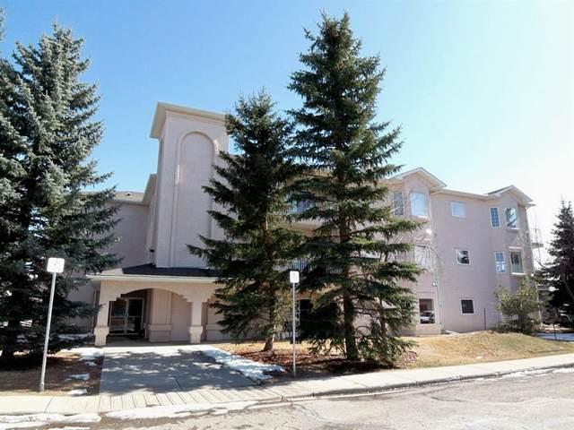 7 Lineham Avenue #302, Okotoks, AB T1S 1Z2 (#A1087956) :: Redline Real Estate Group Inc