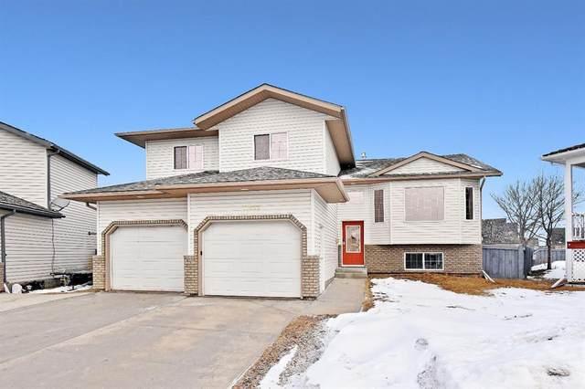 11922 89A Street, Grande Prairie, AB T8X 1M2 (#A1088022) :: Redline Real Estate Group Inc