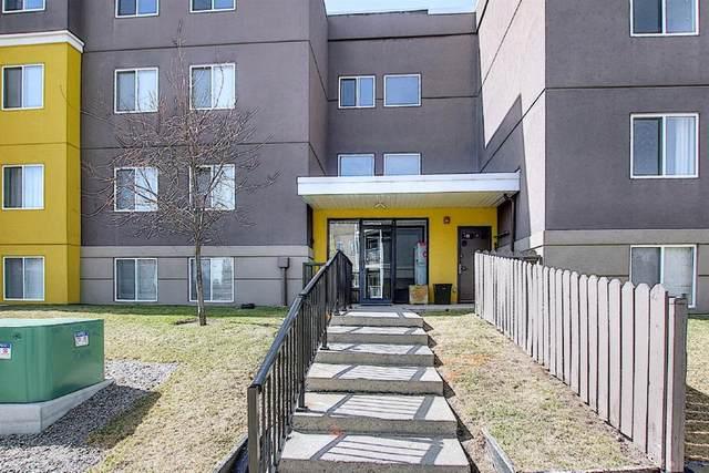 4455A Greenview Drive NE #102, Calgary, AB T2E 6M1 (#A1088042) :: Redline Real Estate Group Inc
