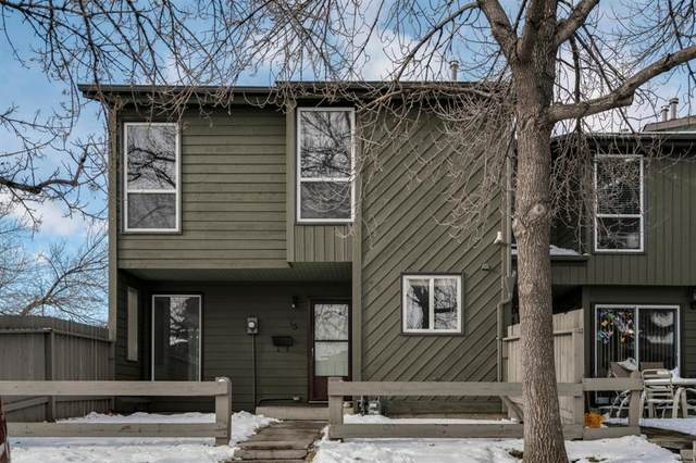 420 Grier Avenue NE #15, Calgary, AB T2K 5X6 (#A1088043) :: Redline Real Estate Group Inc