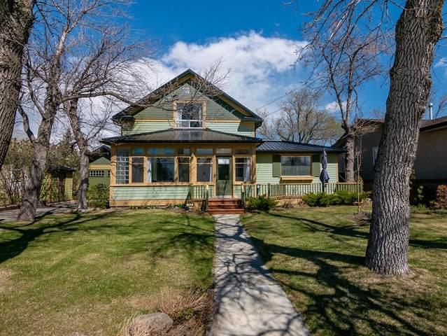 153 17 Street, Fort Macleod, AB T0L 0Z0 (#A1088050) :: Redline Real Estate Group Inc