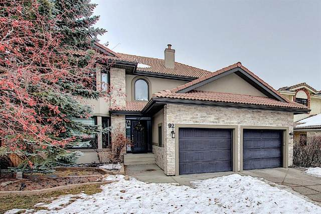 92 Christie Knoll Heights SW, Calgary, AB T3H 2V2 (#A1088117) :: Calgary Homefinders
