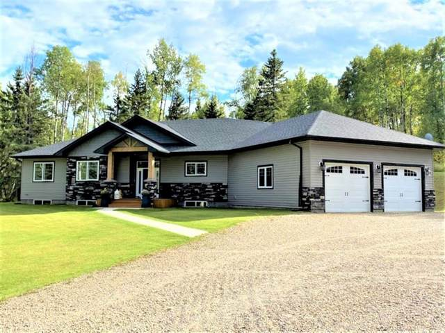 2 Ridgeland Road, Rural Clearwater County, AB T4T 2A4 (#A1088286) :: Calgary Homefinders