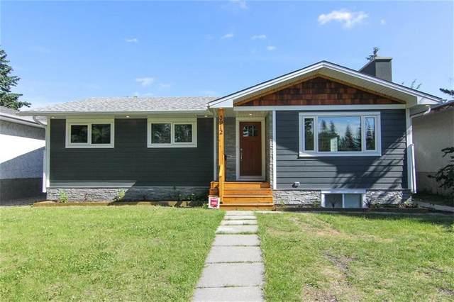 3912 40 Avenue NW, Calgary, AB T3A 0W9 (#A1088498) :: Dream Homes Calgary