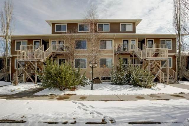 323 Fourth Avenue #207, Strathmore, AB T1P 1B5 (#A1088546) :: Calgary Homefinders