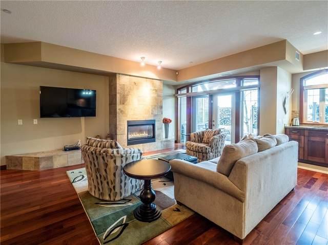 4440 14 Street NW #101, Calgary, AB T2K 1J5 (#A1088574) :: Calgary Homefinders
