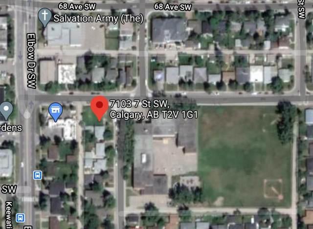 7103 7 Street SW, Calgary, AB T2V 1G1 (#A1088577) :: Calgary Homefinders