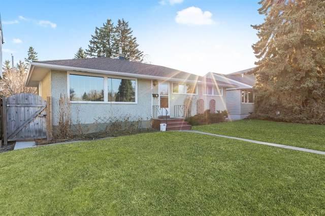 2815 Cochrane Road NW, Calgary, AB T2M 4J1 (#A1088603) :: Calgary Homefinders