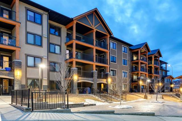 450 Kincora Glen Road NW #3309, Calgary, AB T3R 1S2 (#A1088612) :: Redline Real Estate Group Inc