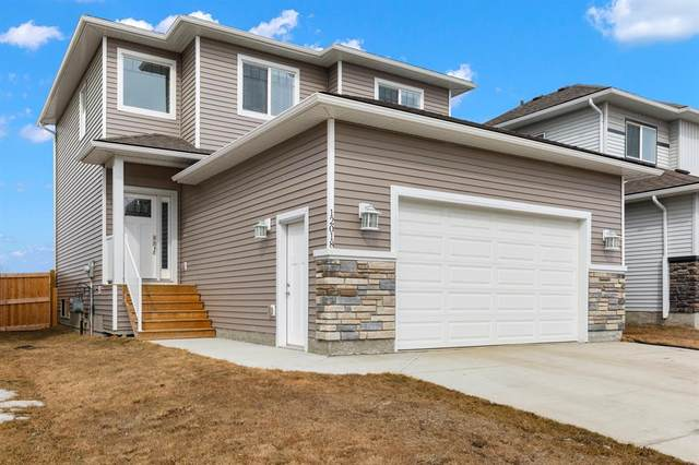 12018 Copperwood Road, Grande Prairie, AB T8X 0H5 (#A1088687) :: Dream Homes Calgary