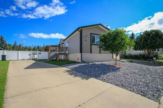 87 Phelan Crescent, Red Deer, AB T4P 1J9 (#A1088956) :: Calgary Homefinders