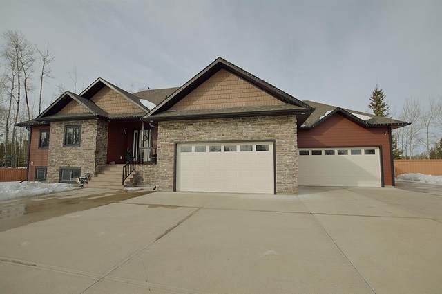 5318 Spruce Wood Close, Rural Grande Prairie No. 1, County of, AB T8W 0H3 (#A1088957) :: Redline Real Estate Group Inc