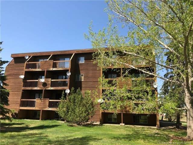 5418 52 Street #403, Camrose, AB T4V 4A6 (#A1088969) :: Redline Real Estate Group Inc