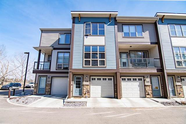 125 Caribou Crescent #306, Red Deer, AB T4P 0V6 (#A1089027) :: Redline Real Estate Group Inc
